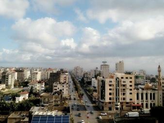 Al-Jala'a Street.