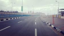 Al-Rasheed Street.