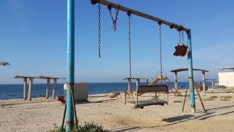 Khanyunus Park, Gaza Strip.
